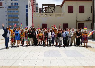 Ceremonia de Certificación del NODO de Alojamientos Turísticos de la Región de Antofagasta.