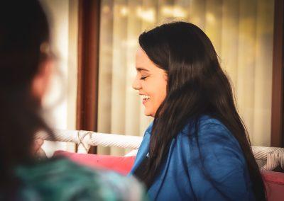 Isabel Vega, Jefa de Proyectos de la Región de Coquimbo.