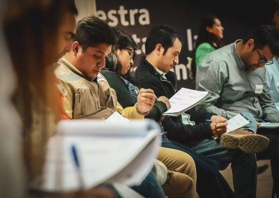 Talleres de Trabajo para Emprendedores del Programa de Desarrollo de Proveedores