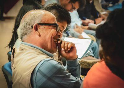 Taller de Trabajo en Equipo del Programa de Desarrollo de Proveedores para Minera Nueva Union