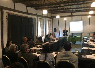 Taller de Planificación Estratégica para Emprendedores Locales del Huasco en Nueva Unión.