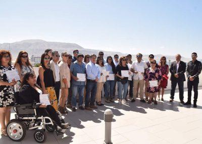 Certificación del Programa de Proveedores en Engie Energía, Mejillones.